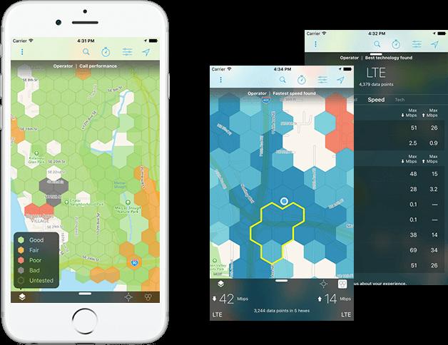 RootMetrics App