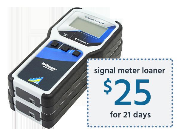 Signal Meter Loaner