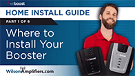 where to install your booster