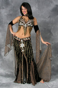QUEEN OF THE CATWALK by Oriental Originals, Turkish Belly Dance Costume, Available for Custom Order