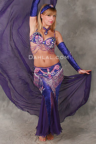DREAMWEAVER III by Oriental Originals, Turkish Belly Dance Costume, Available for Custom Order