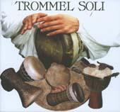 Trommel Soli  (Drum Solos), Belly Dance CD image
