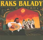Raks Balady, Belly Dance CD image