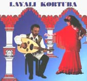 Layali Kortuba, Belly Dance CD image