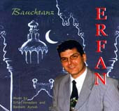 Erfan, Belly Dance CD image
