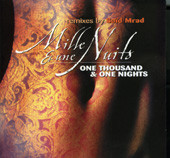 Mille Nuits et Une (1001 Nights), Belly Dance CD image