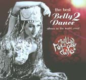 The Best Belly Dance Album in the World…Ever Vol. II, Belly Dance CD image