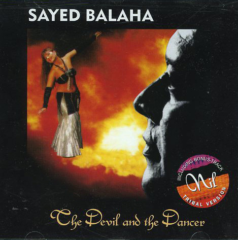 The Devil and the Dancer, Belly Dance CD image