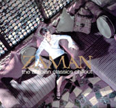 Zaman Arabian Classics Chillout, Belly Dance CD image
