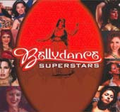 Bellydance Superstars, Belly Dance CD image