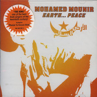 Earth…Peace - M. Mounir, Belly Dance CD image