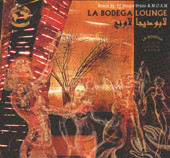 La Bodega Lounge, Belly Dance CD image