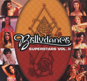 Belly Dance Superstars Vol. 2, Belly Dance CD image