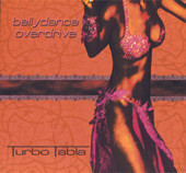 Belly Dance Overdrive, Belly Dance CD image