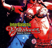 Intergalactic Belly Dance, Belly Dance CD image