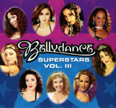 Bellydance Superstars Vol. 3, Belly Dance CD image
