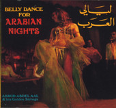 Belly Dance for Arabian Nights with Aboud Abdel Al, Belly Dance CD image