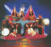 Adam Basma Arabic Dance Ensemble Vol. I, Belly Dance CD image