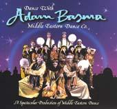 Dance w/ Adam Basma Vol. II, Belly Dance CD image