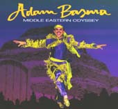 Adam Basma - Middle Eastern Odessey Vol. III, Belly Dance CD image