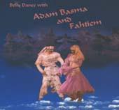 Belly Dance w/ Adam Basma & Fahtiem Vol. IV, Belly Dance CD image