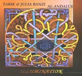 Illumination by Al-Andulas, Belly Dance CD image