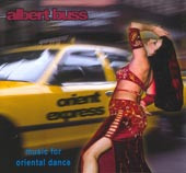 Orient Express, Belly Dance CD image