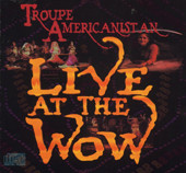 Live at the Wow, Belly Dance CD image