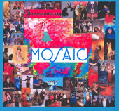 Mosaic, Belly Dance CD image