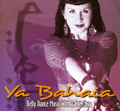Ya Bahaia, Belly Dance CD image