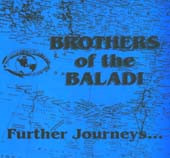 Further Journeys..., Belly Dance CD image