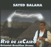 Rio de JaCairo, Belly Dance CD image