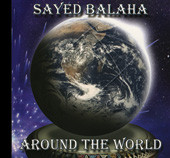 Around The World, Belly Dance CD image
