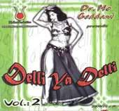 Delli Ya Delli Vol. 2, Belly Dance CD image