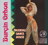 Oriental Dance House  , Belly Dance CD image