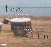 Ten Skin, Belly Dance CD image