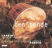 Ten Tende, Belly Dance CD image