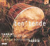 Ten Tende, Belly Dance CD image