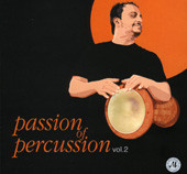 Passion of Percussion Vol 2, Belly Dance CD image