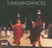 Tunisian Dances, Belly Dance CD image