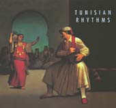 Tunisian Rhythms, Belly Dance CD image