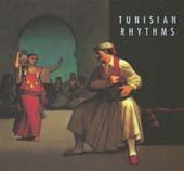 Tunisian Rhythms, Belly Dance CD image