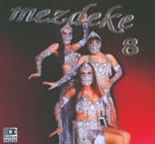 Mezdeke 8, Belly Dance CD image