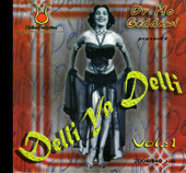 Delli Ya Delli, Belly Dance CD image