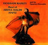 Best of Abdul Halim Hafez, Belly Dance CD image