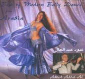 Aboud Abdel Al - Best of Modern Belly Dance from Arabia, Belly Dance CD image