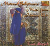 Modern Bellydance Music from Lebanon Vol 4, Belly Dance CD image