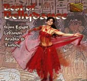 Turkish Belly Dance, Belly Dance CD image