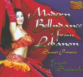 Sunset Princess, Belly Dance CD image
