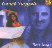 Best Songs – Emad Sayyah, Belly Dance CD image